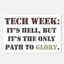 Tech Week Postcards (Package of 8)