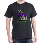 Purple Race Car T-Shirt
