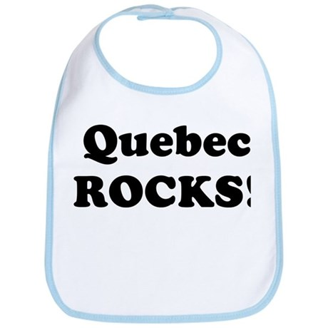 Quebec Rocks! Bib