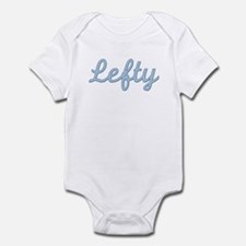 Lefty (Purple) Infant Bodysuit