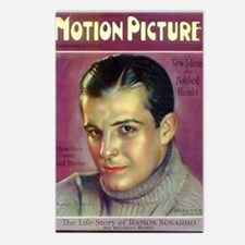 Ramon Novarro Postcards (Package of 8)