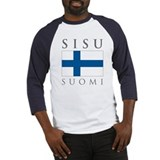 Finland Long Sleeve T Shirts