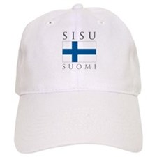 Cute Finnish Baseball Cap
