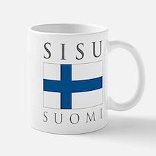 SISUsuomi Mugs