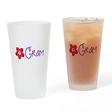 My Fun Gram Drinking Glass