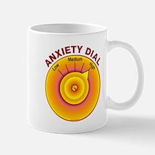 Anxiety Dial on High Mug