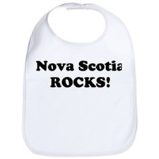 Nova Scotia Rocks! Bib