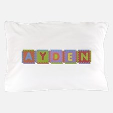 Ayden Foam Squares Pillow Case