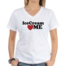 Ice Cream Loves Me T-Shirt