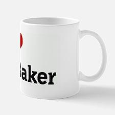 I Love Macie Baker Mug