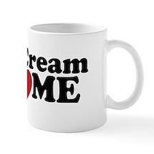 Ice Cream Loves Me Mug