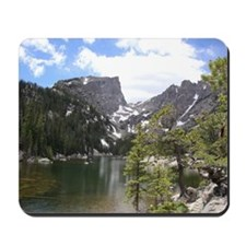 Dream Lake, Colorado Mousepad