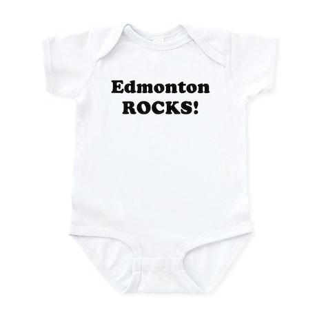 Edmonton Rocks! Infant Bodysuit