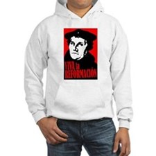 Viva la Reformacion! Hoodie