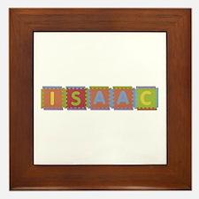Isaac Foam Squares Framed Tile