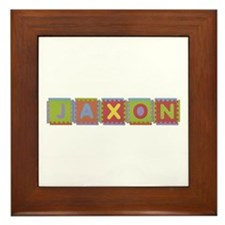 Jaxon Foam Squares Framed Tile
