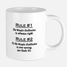 Waste Collector Large Mugs
