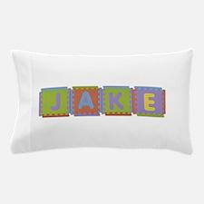 Jake Foam Squares Pillow Case