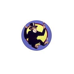 El Mono Mini Button