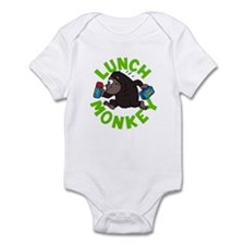 Cool Choking hazard Infant Bodysuit