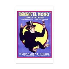 El Mono Posters