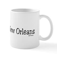 I Love New Orleans Fleur Mug