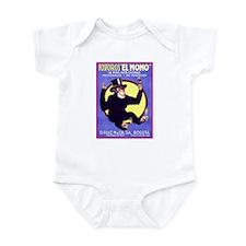 El Mono Infant Bodysuit