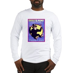 El Mono Long Sleeve T-Shirt