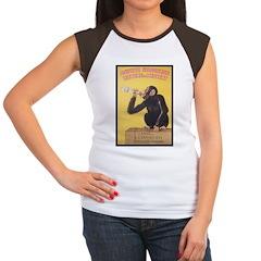 Anisetta Evangelisti Women's Cap Sleeve T-Shirt