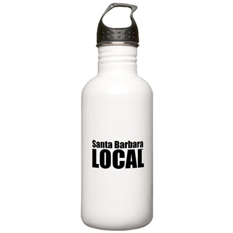 Santa Barbara Local Water Bottle