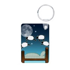 Bed Sky Counting Sheep at  Keychains