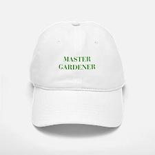 MASTER-GARDENER-BOD-GREEN Baseball Baseball Baseball Cap