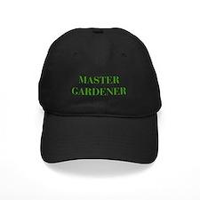 MASTER-GARDENER-BOD-GREEN Baseball Hat