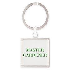 MASTER-GARDENER-BOD-GREEN Keychains
