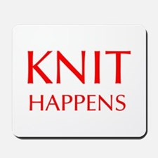 knit-happens-OPT-RED Mousepad