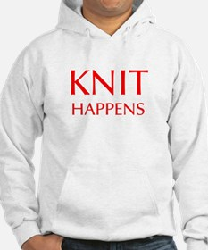 knit-happens-OPT-RED Hoodie