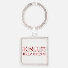knit-happens-KON-RED Keychains