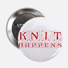 "knit-happens-KON-RED 2.25"" Button"