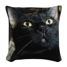 The Beautiful Benny Woven Throw Pillow