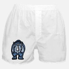 Blue Rhino Virus Boxer Shorts
