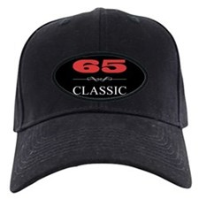 65th Birthday Classic Baseball Hat