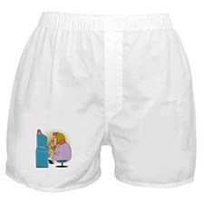Slot Machine Grandma Boxer Shorts