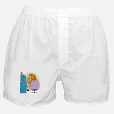 Slot Machine Grandma Boxer Shorts