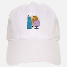 Slot Machine Grandma Baseball Baseball Cap