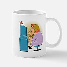 Slot Machine Grandma Mug