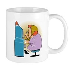 Slot Machine Grandma Mug