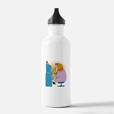 Slot Machine Grandma Water Bottle