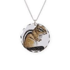Chipmunk Cutie Necklace