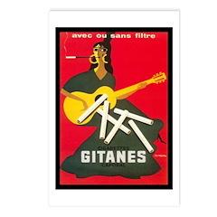 Gitanes 2 Postcards (Package of 8)