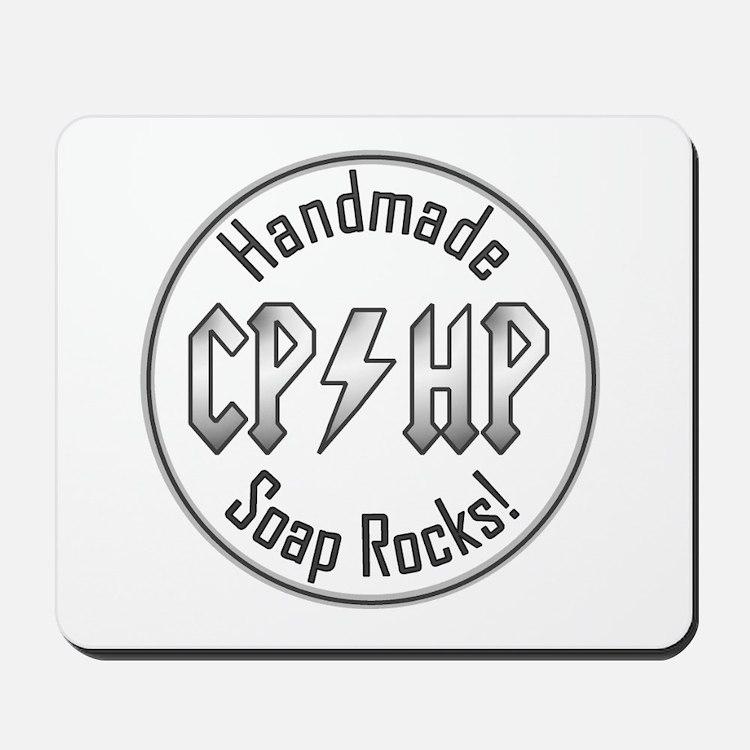 Handmade CP/HP Soap Rocks! Mousepad